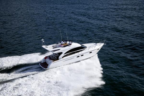 Princess Flybridge 42 Motor Yacht Exterior