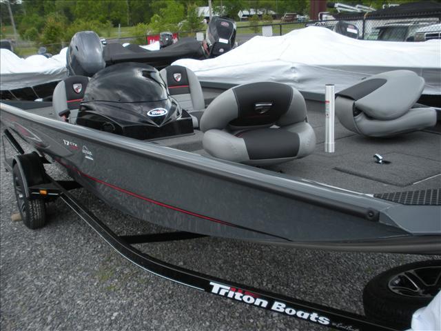 Triton Aluminum 17 C TX