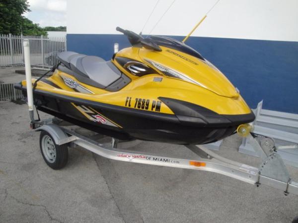 Yamaha Boats FZS