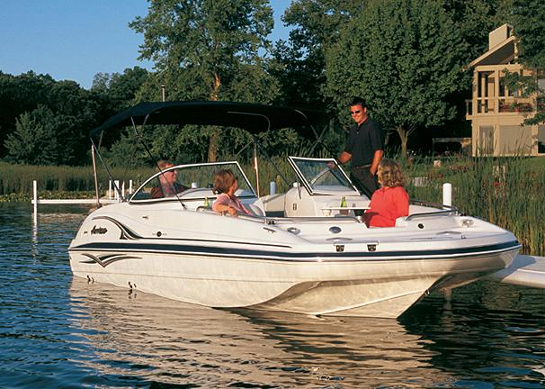 Hurricane SunDeck 237 OB Manufacturer Provided Image
