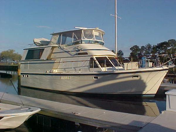 Atlantic Atlantic 47 Motor Yacht Exterior