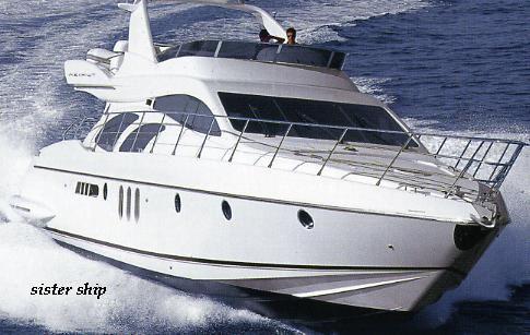 Azimut 62 Azimut 62 Sailing