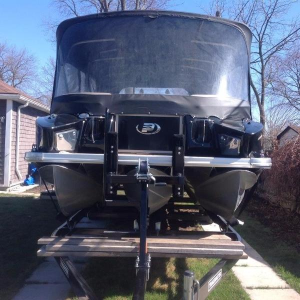 Used Pontoon Boats For Sale In Canada