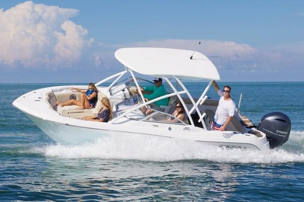 Sea Fox 226 Traveler Manufacturer Provided Image