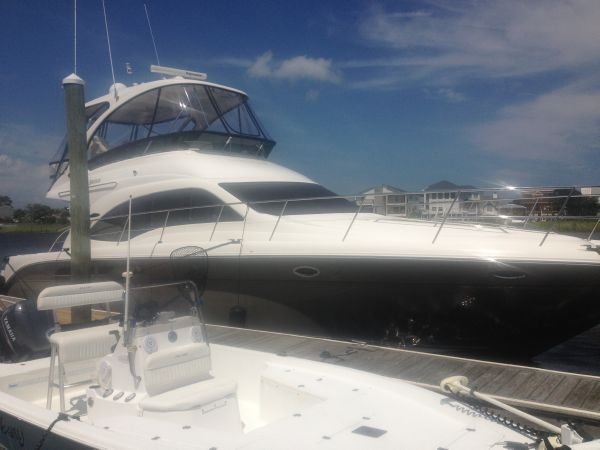 Sea Ray 52 Sedan Bridge Low Hrs.