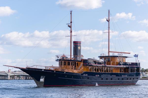 Kanter/Rybovich Motoryacht