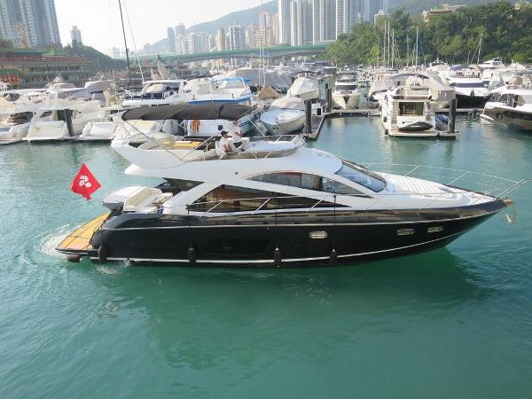 Sunseeker Manhattan 53 Profile