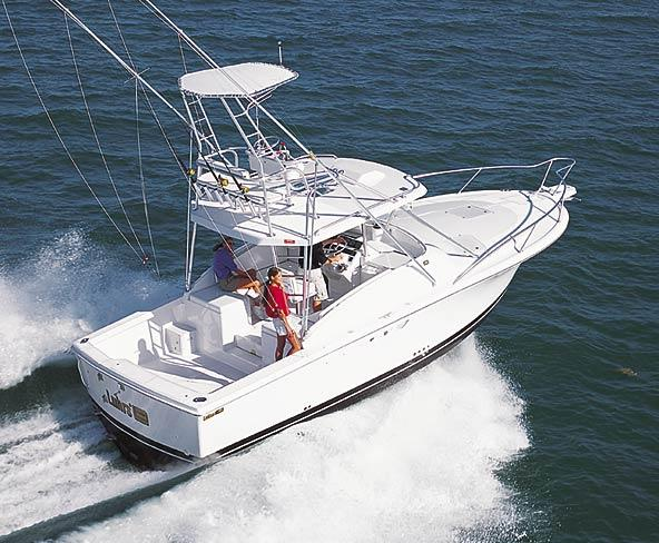 Luhrs 29 Open Manufacturer Provided Image