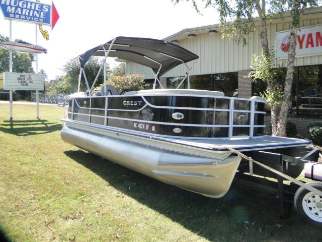 Crest Pontoon Boats CREST II 230 SLR