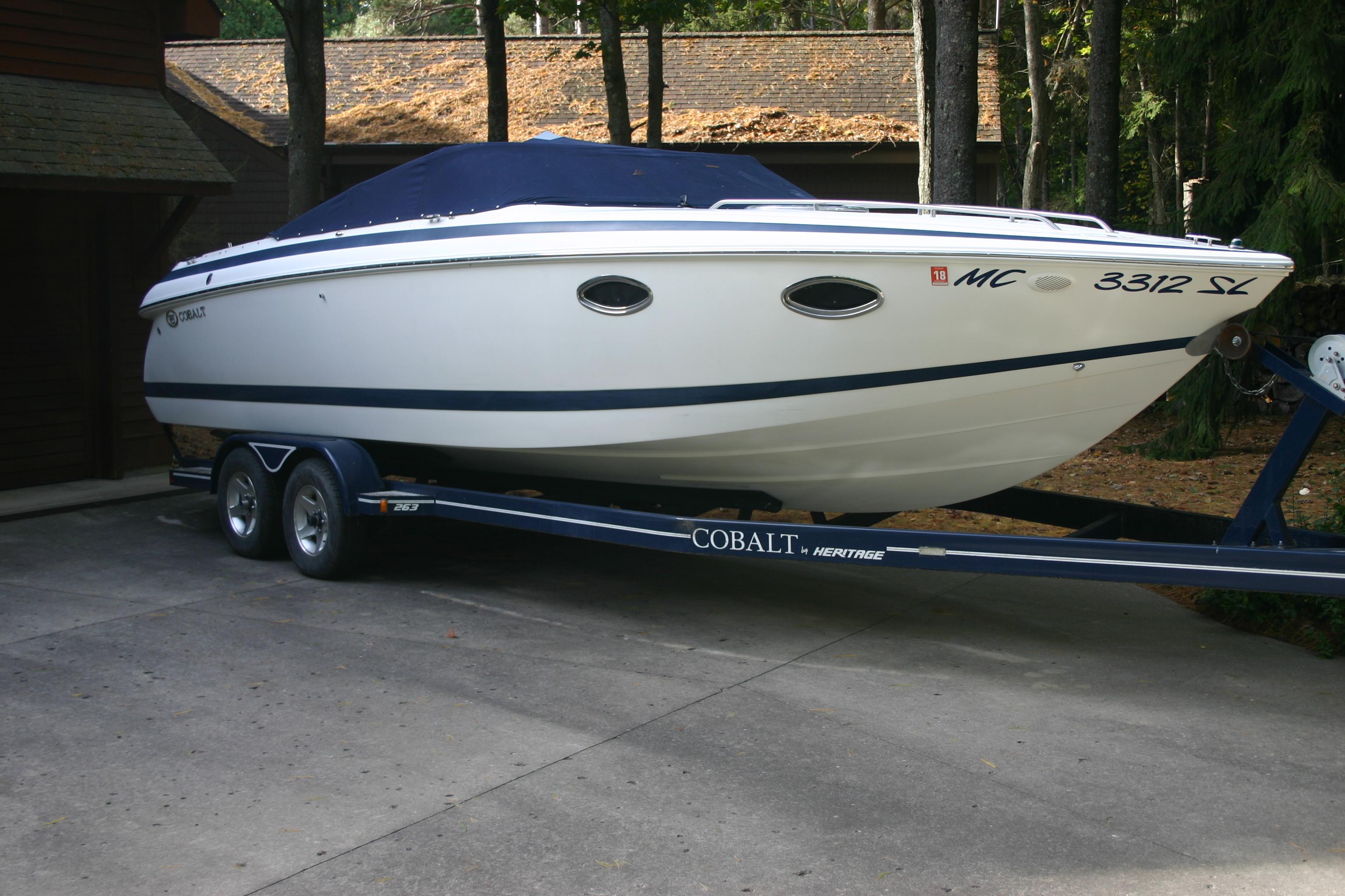 Cobalt 263 Profile