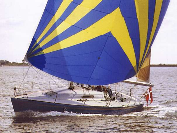 X-Yachts IMX-38 Manufacturer Provided Image