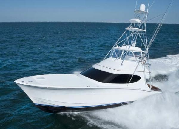 Hatteras GT54 Manufacturer Provided Image