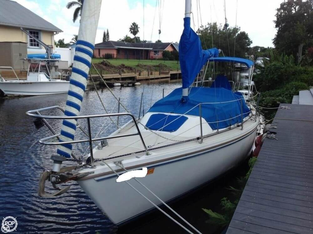 Catalina 27 1988 Catalina 27 for sale in Alva, FL