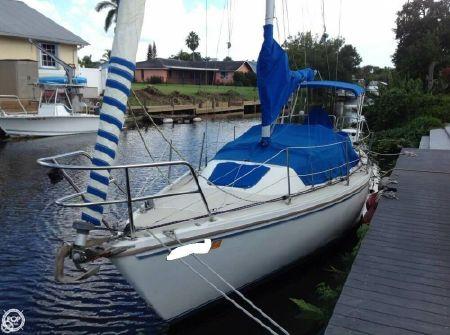 1988 Catalina 27, Alva Florida - boats com