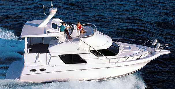 Silverton 392 Motor Yacht Manufacturer Provided Image