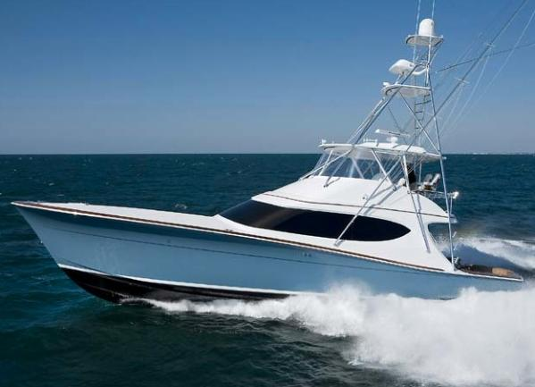 Hatteras GT63 Manufacturer Provided Image