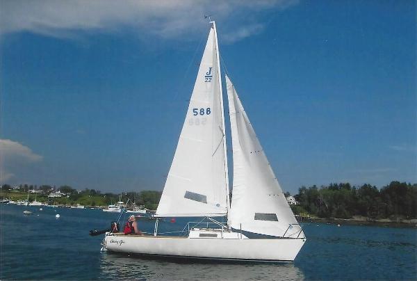 J Boats J/22 J 22 J22