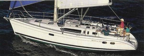 Hunter 376