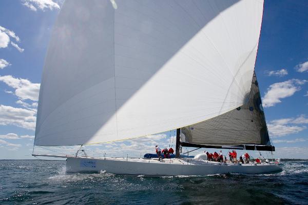 Reichel/Pugh - McConaghy Water Ballasted Maxi Yacht