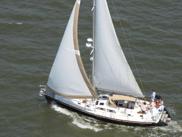 Hylas H46 Performance sailor