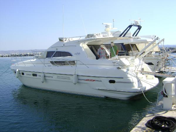 Sealine 450 Statesman / VAT PAID