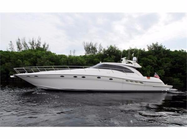 "Sea Ray 680 SS ""Six Eighty"" Profile"