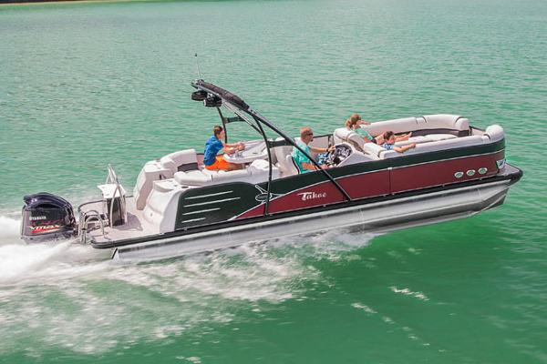 Tahoe Cascade Platinum Entertainer - 27' Manufacturer Provided Image