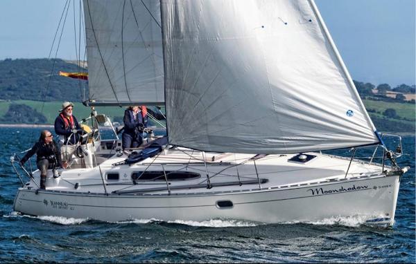 Jeanneau Sun Odyssey 32.2