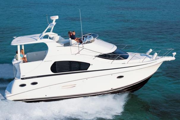 Silverton 35 Motor Yacht Manufacturer Provided Image