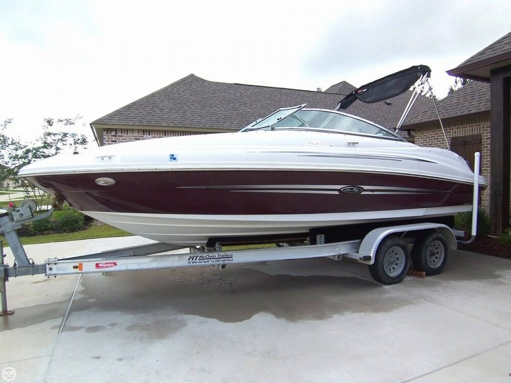 Sea Ray 220 SD 22 2008 Sea Ray 220 SD 22 for sale in Madisonville, LA