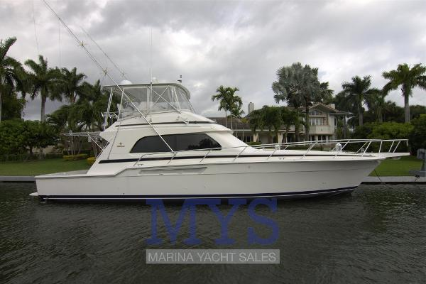 Bertram Yacht 54' Convertible BERTRAM 54 CONVERTIBLE (21)
