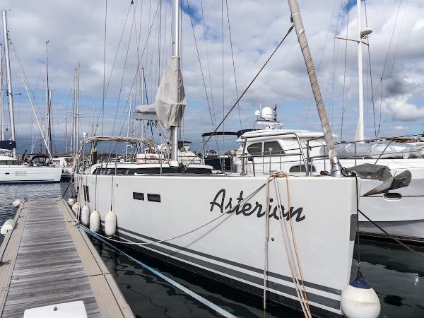 Hanse 545 Hanse 545 (2012) - 'Asterion'
