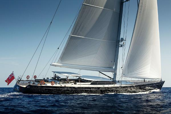 Royal Huisman 43 Royal Huisman SEA EAGLE German Frers design