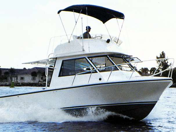 Island Hopper 30 Manufacturer Provided Image