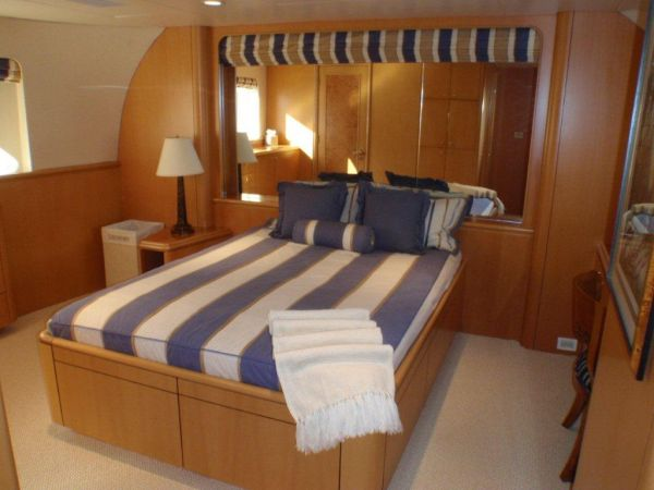 On Deck VIP Stateroom