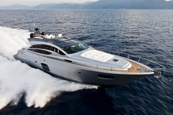 Pershing 74 Manufacturer Provided Image: Pershing 74