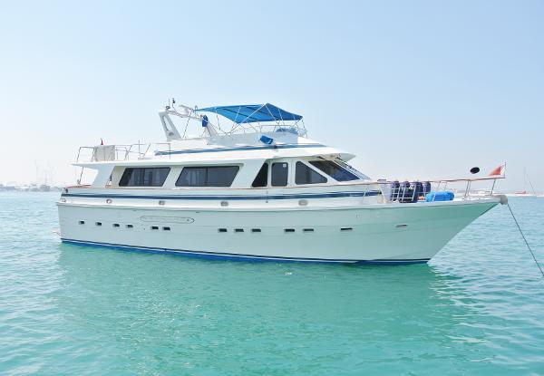 Kha Shing Twin Deck 65 Motor Yacht