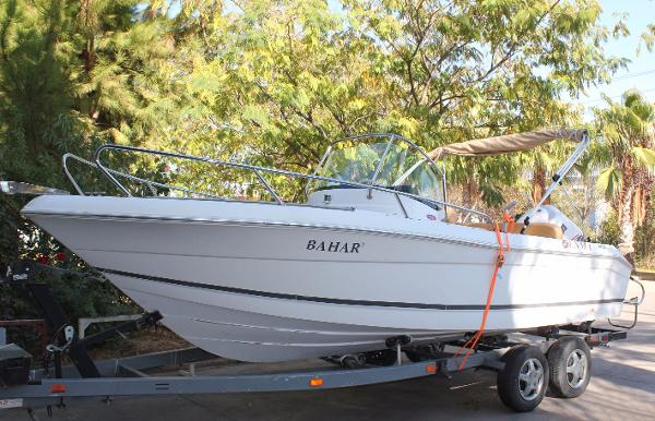 Barracuda Boats Inc 600 Baracuda 600