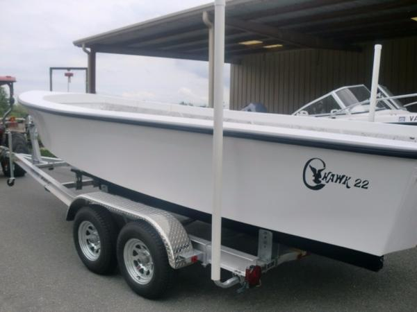 C-hawk Boats 25 COMMERCIAL