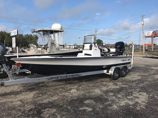 Blazer Boats 2420 GTS