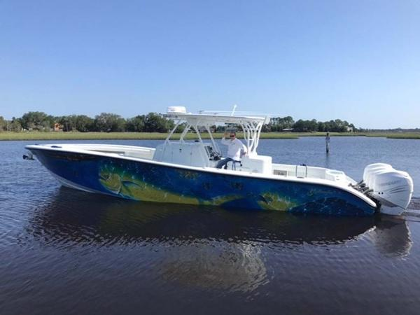 Yellowfin 39 Profile