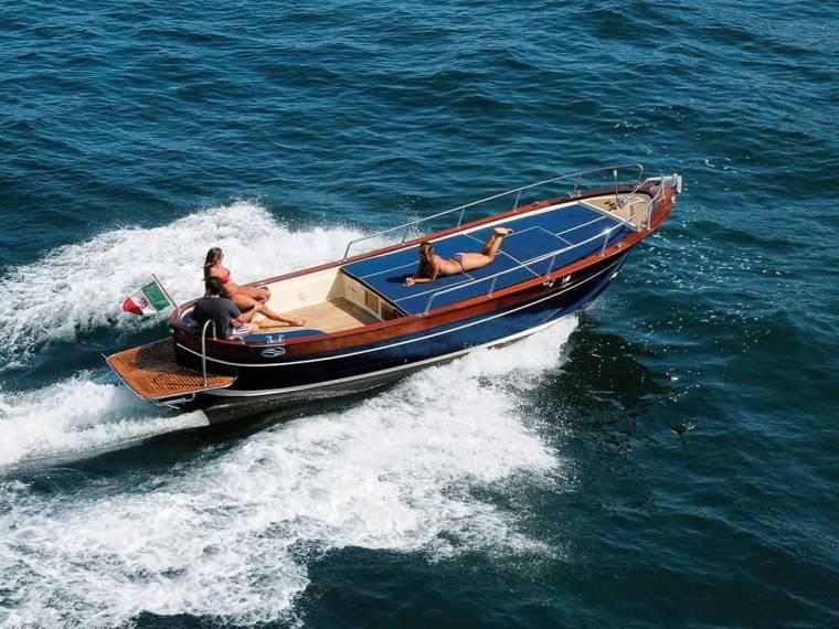Nautica Esposito Gozzo Positano 27