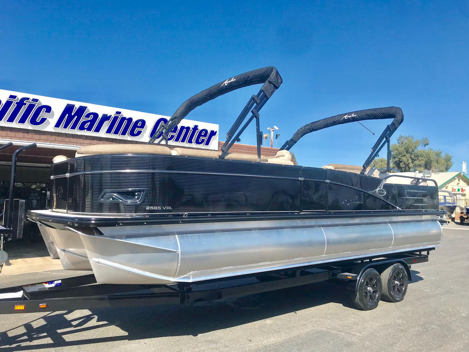 Avalon 25' Catalina VRL w/ 350 HP Verado!