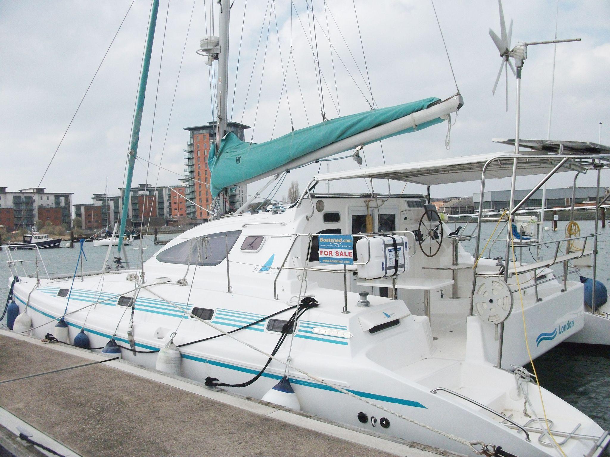 Island Spirit 400