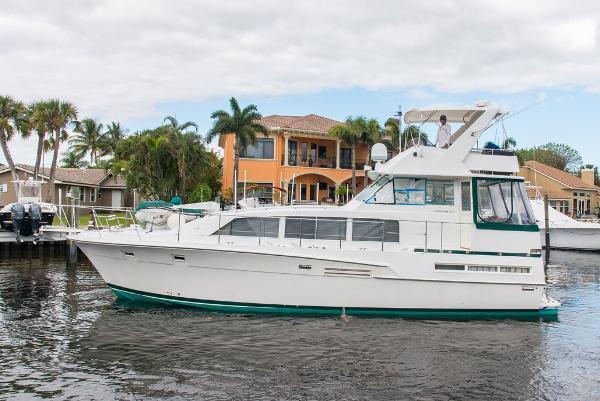 Bertram Motor Yacht Slainte