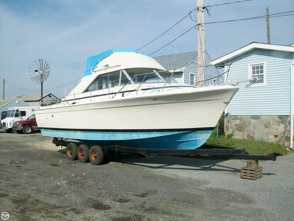 Chris-Craft 31 Commander 1969 Chris-Craft 31 Commander for sale in Milford, DE