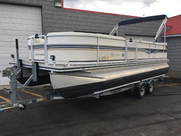 Harris Flotebote 220 Super Sunliner 220