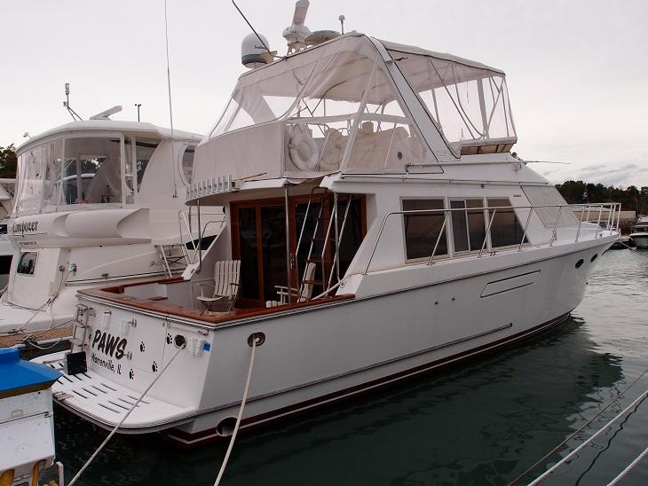 Ocean Alexander 46 Sedan