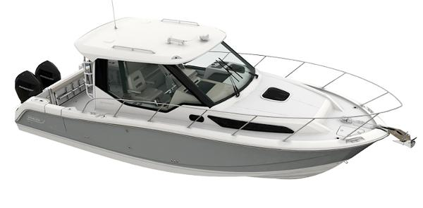 Boston Whaler 325 Pilothouse