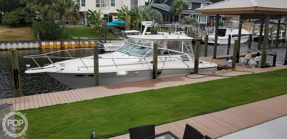 Sea Ray 330 Express Cruiser 1999 Sea Ray 330 EC for sale in Gulf Breeze, FL